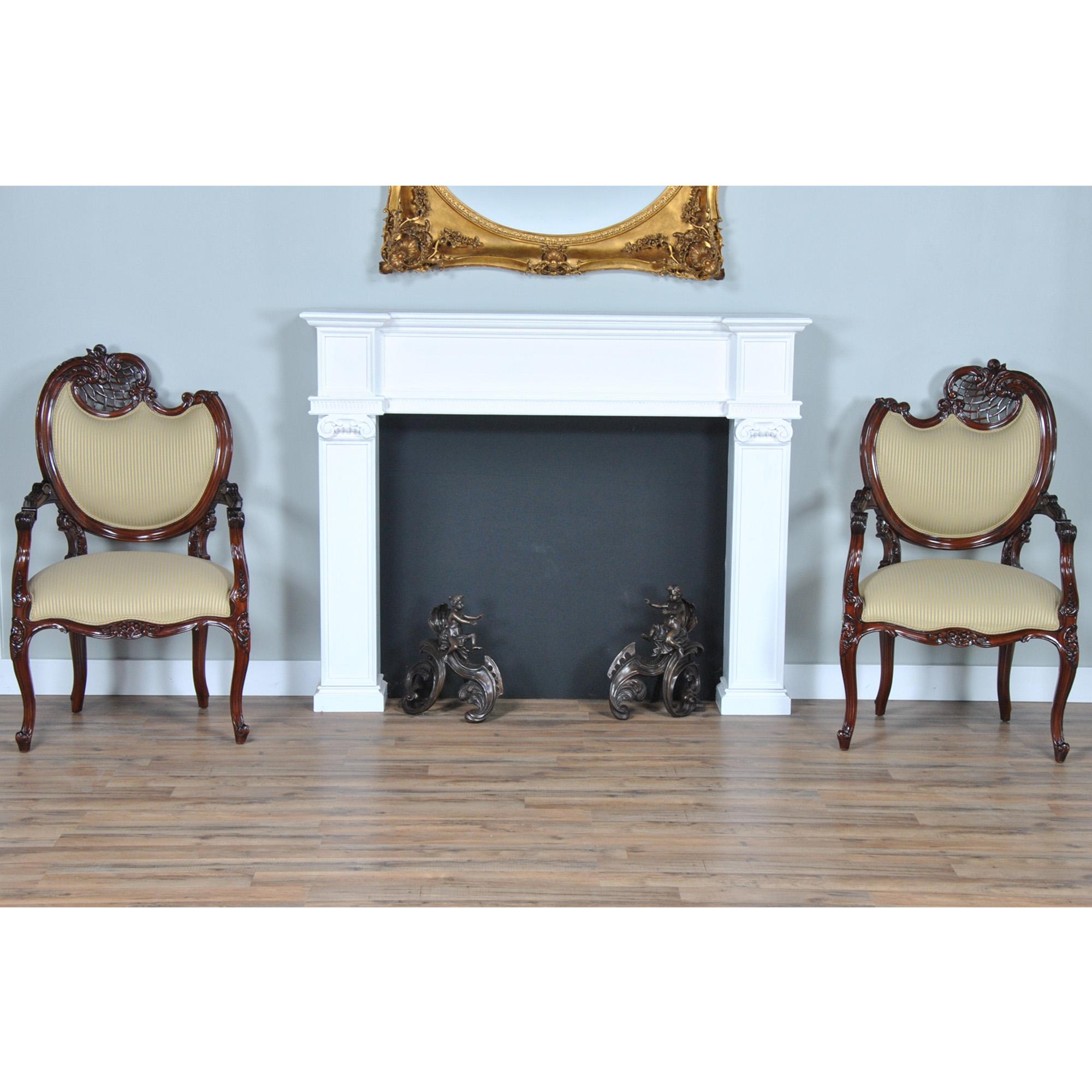Right Fireside Chair Niagara Furniture Fireside Chair