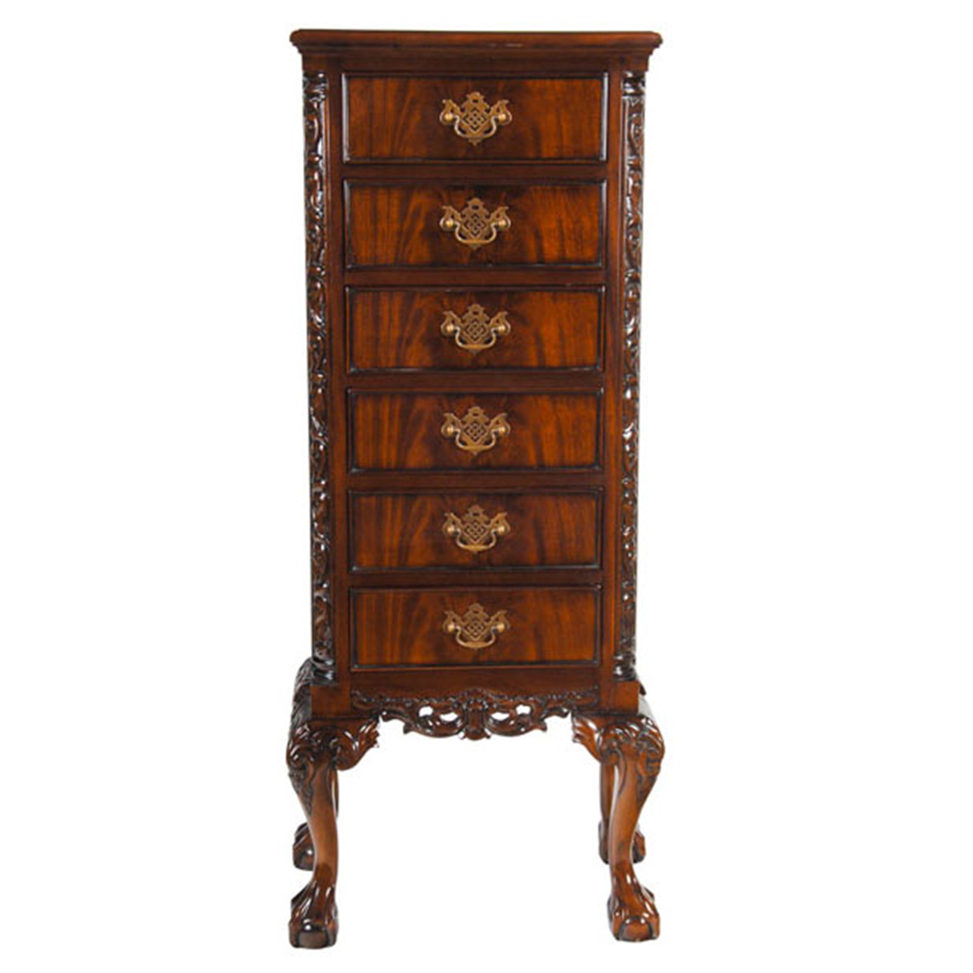 Teak Dining Room Tables Chippendale Mahogany Lingerie Chest Niagara Furniture