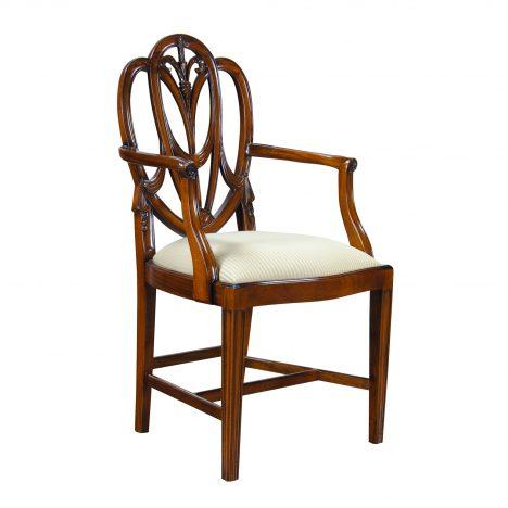 Sweet Heart Arm Chair :: NDRAC003