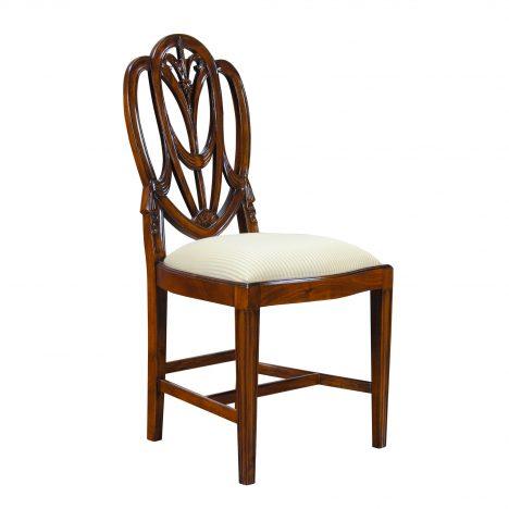 Sweet Heart Side Chair: NDRSC003