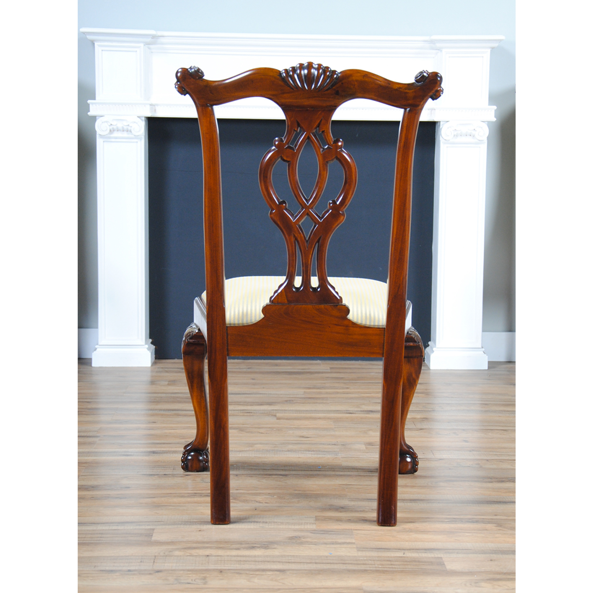 Philadelphia Chippendale Side Chair, Niagara Furniture