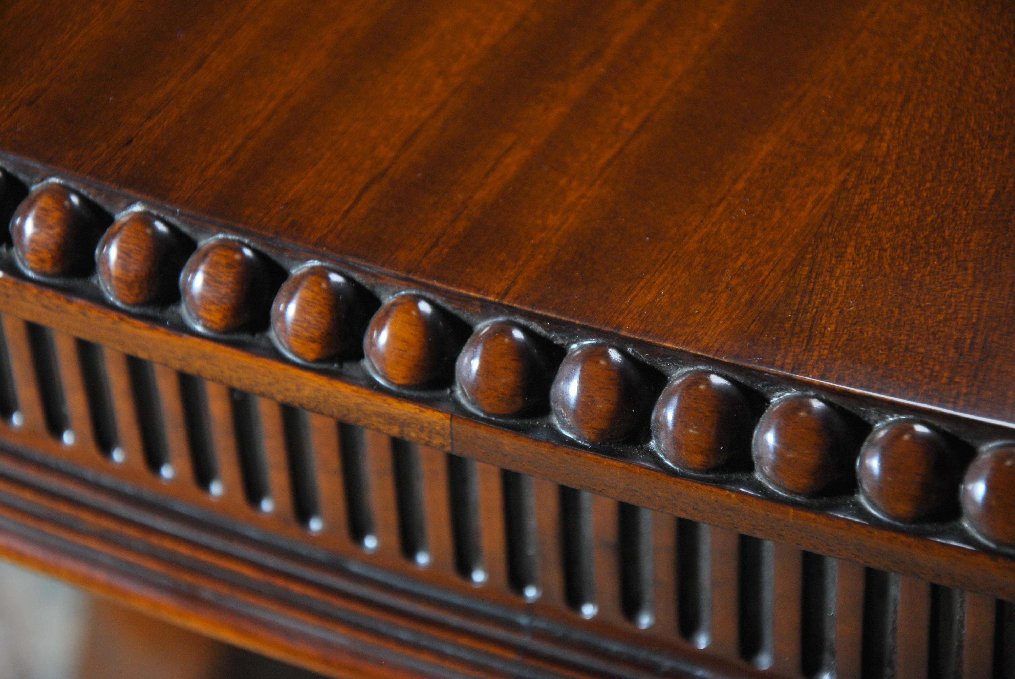 108 inch Round Dining Table Niagara Furniture mahogany