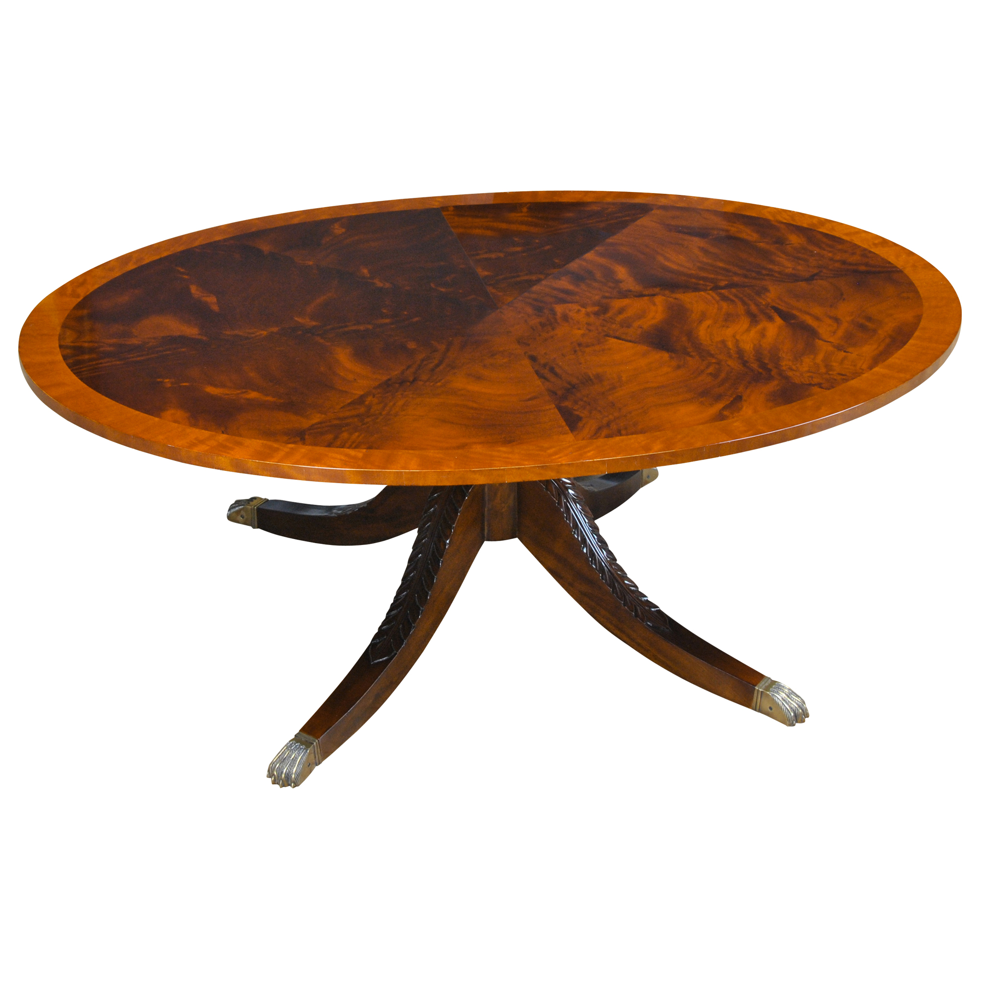 Oval Cocktail Table Niagara Furniture Free Shipping
