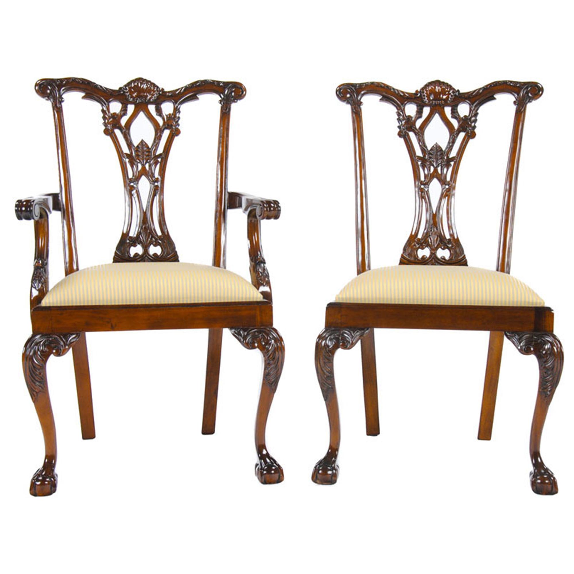 Chair Sets Mahogany Furniture Niagara Furniture