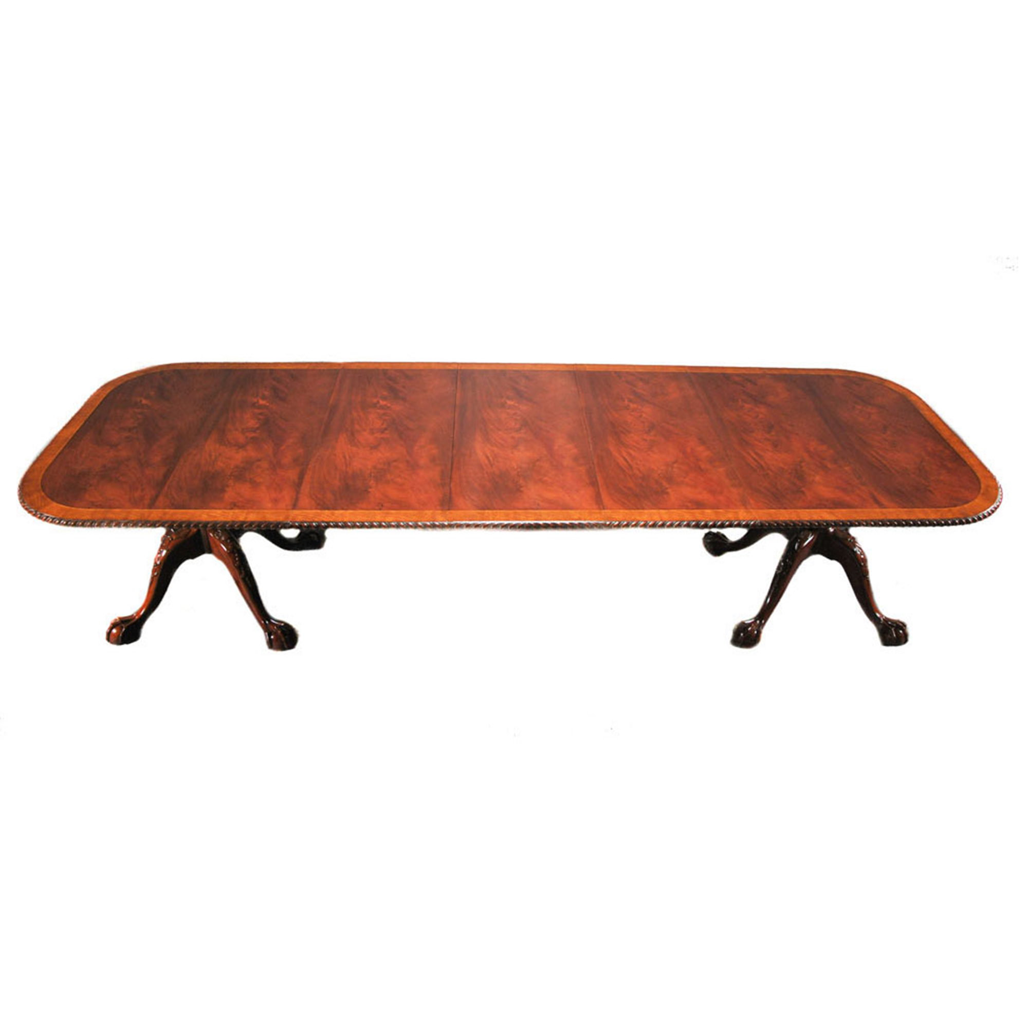 Chippendale Dining Table Ball And Claw Dining Table Niagara Furniture