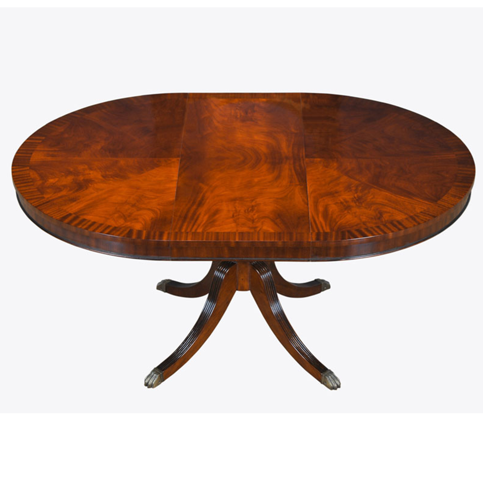 48 round dining table niagara furniture round mahogany for Dining room tables 48 round