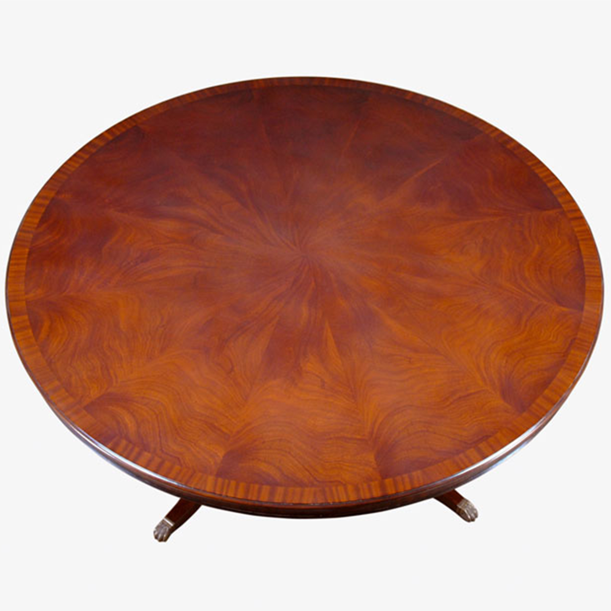 72 inch round dining table niagara furniture round for Dining room tables 72 inches