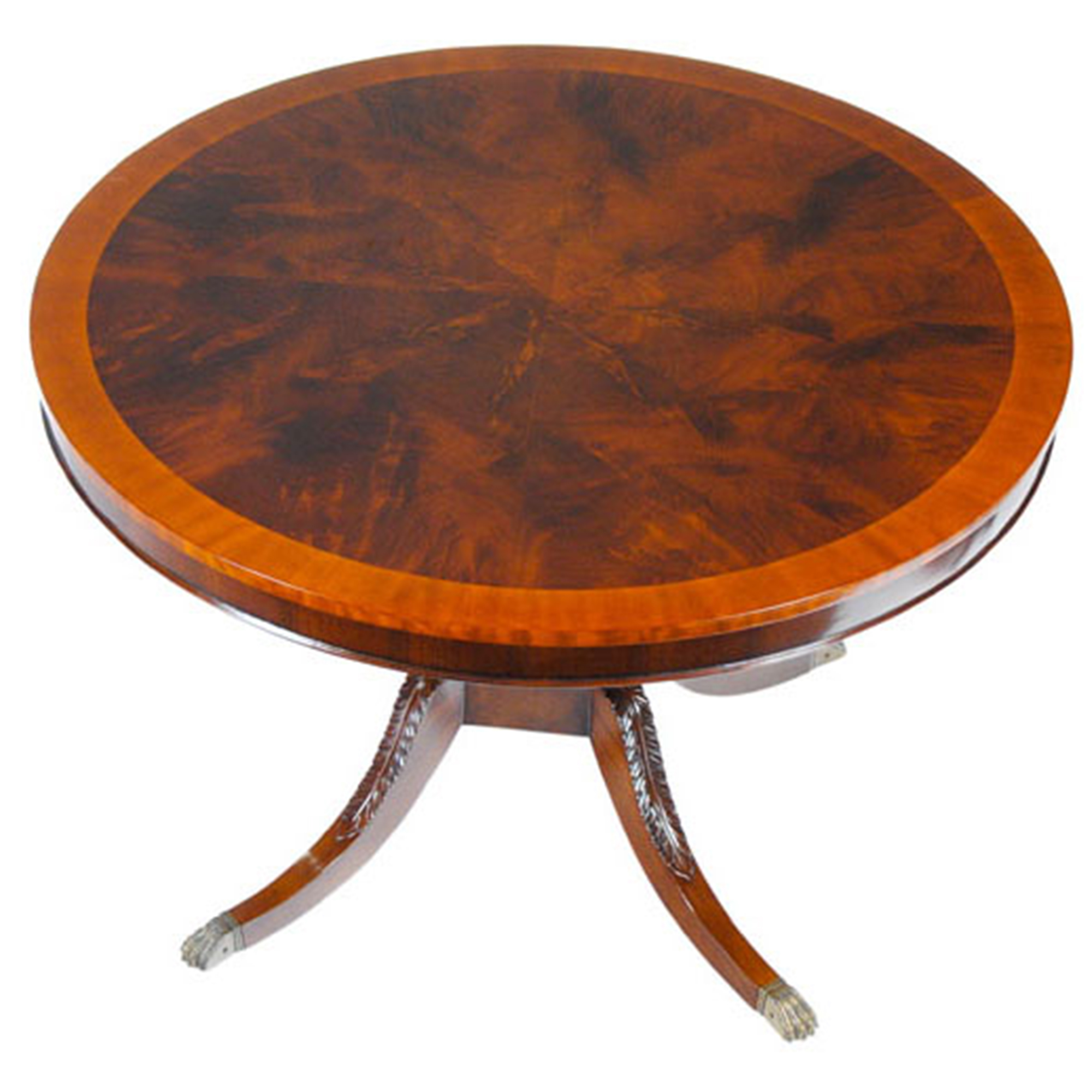 Harp Center Table Mahogany Round Table Niagara Furniture : NSI011 1 from niagarafurniture.com size 2000 x 2000 jpeg 845kB