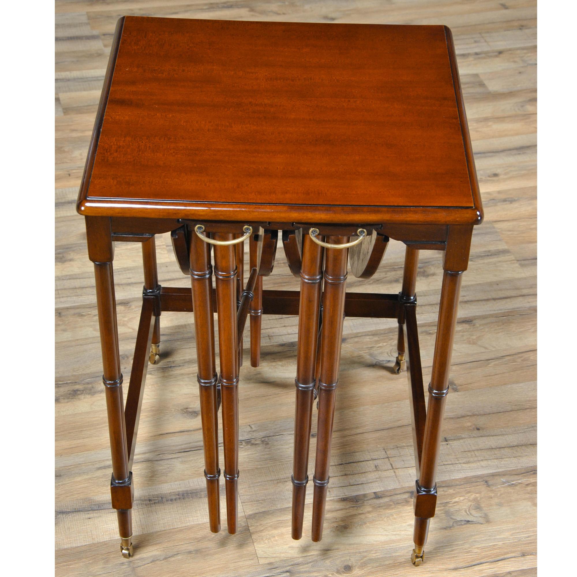 Tall Nesting Tables :: NSI147