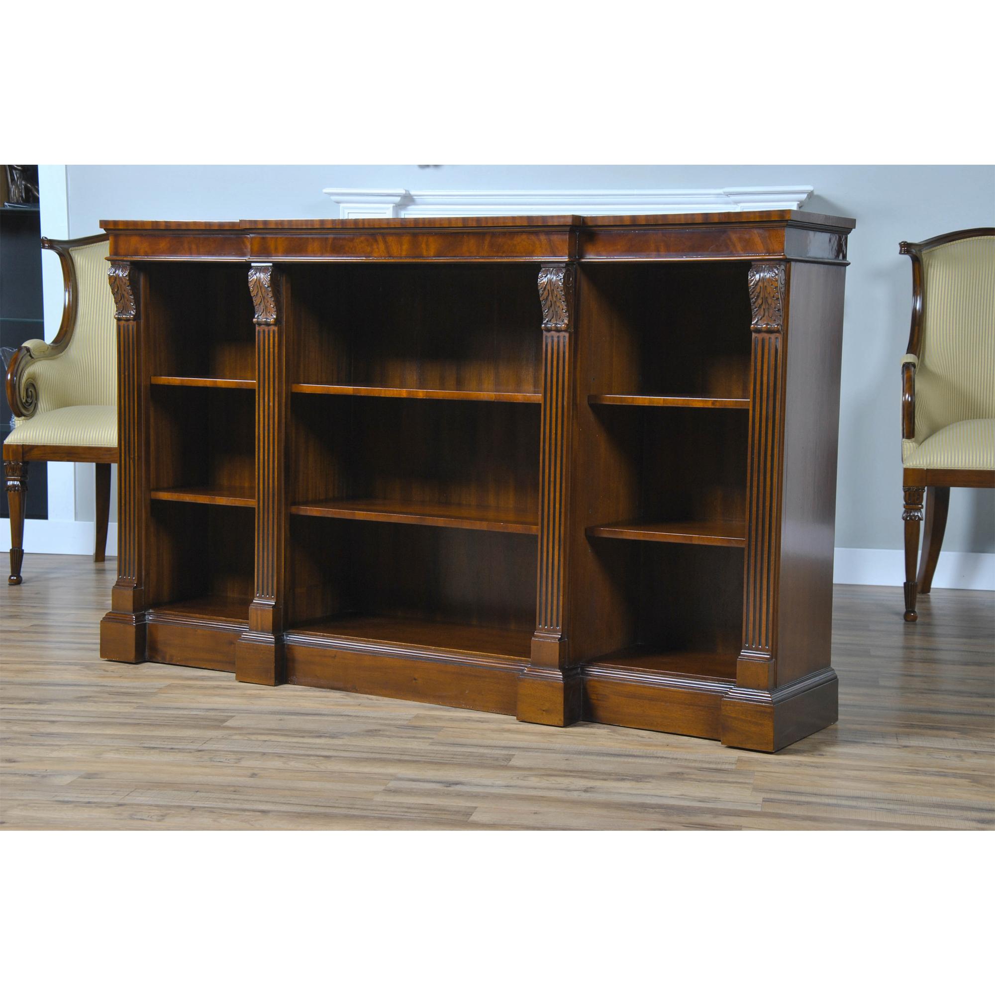 Mahogany Home Library Office: DSC_0001