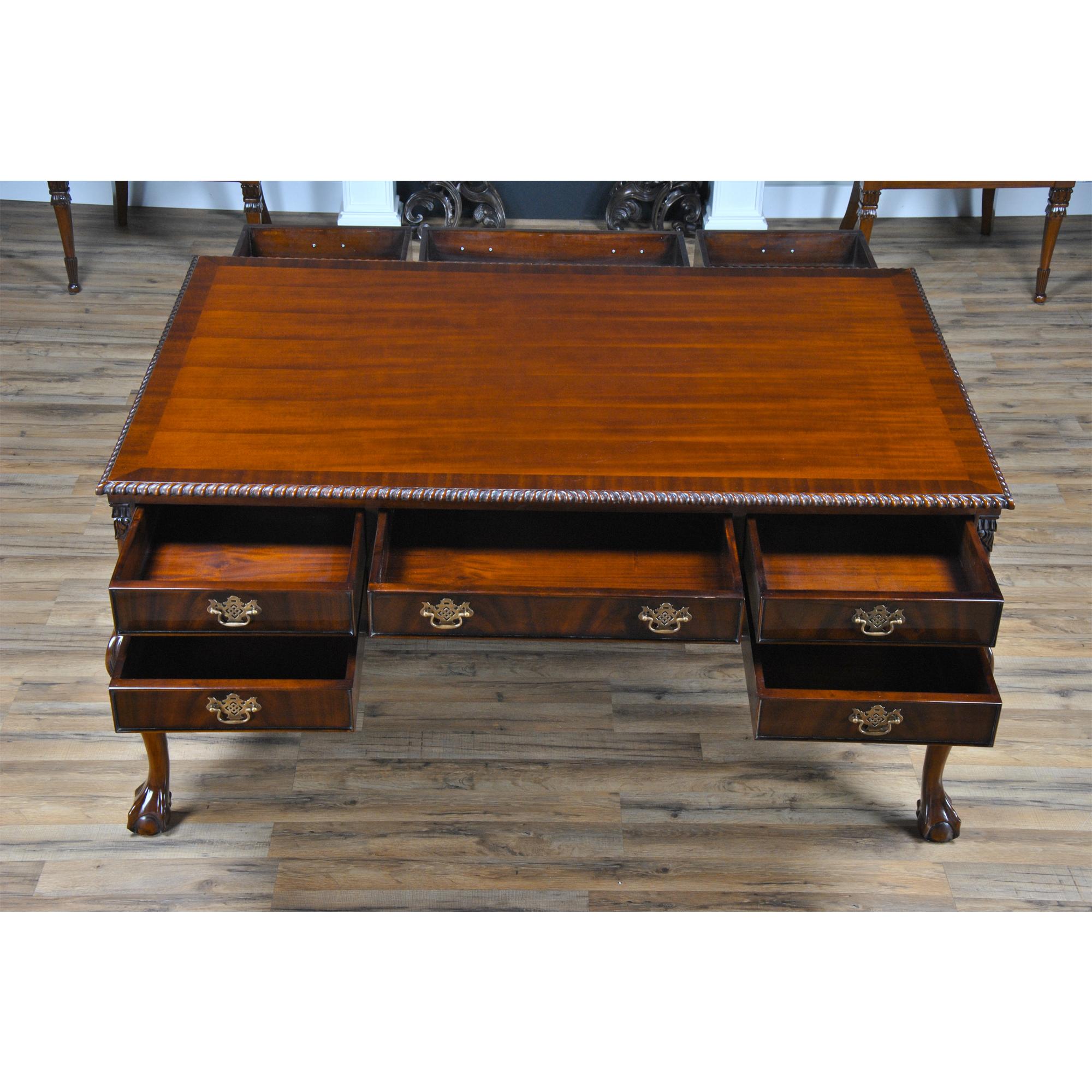 Gany Chippendale Partner Desk Nof044