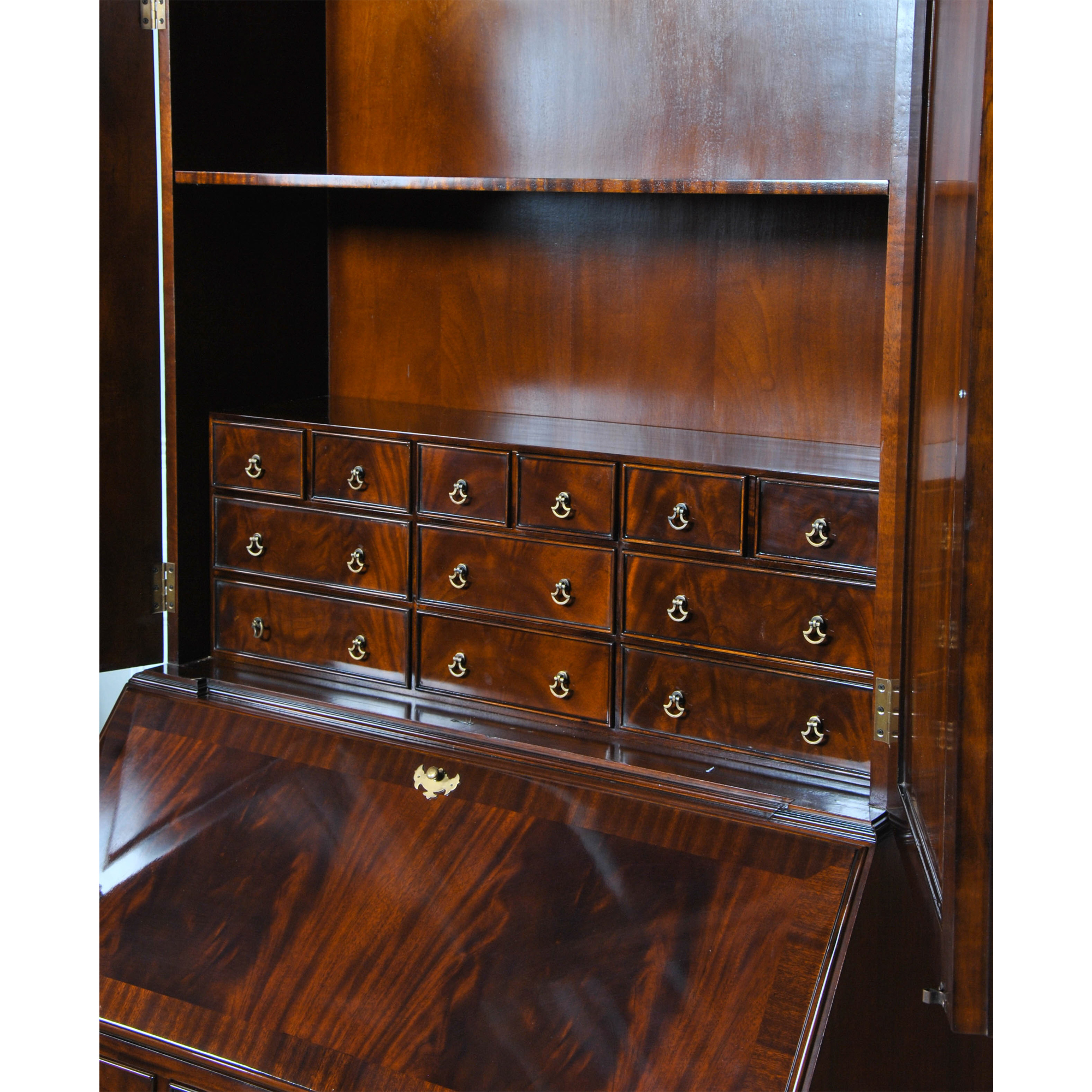 Mahogany Secretary Desk Niagara Furniture