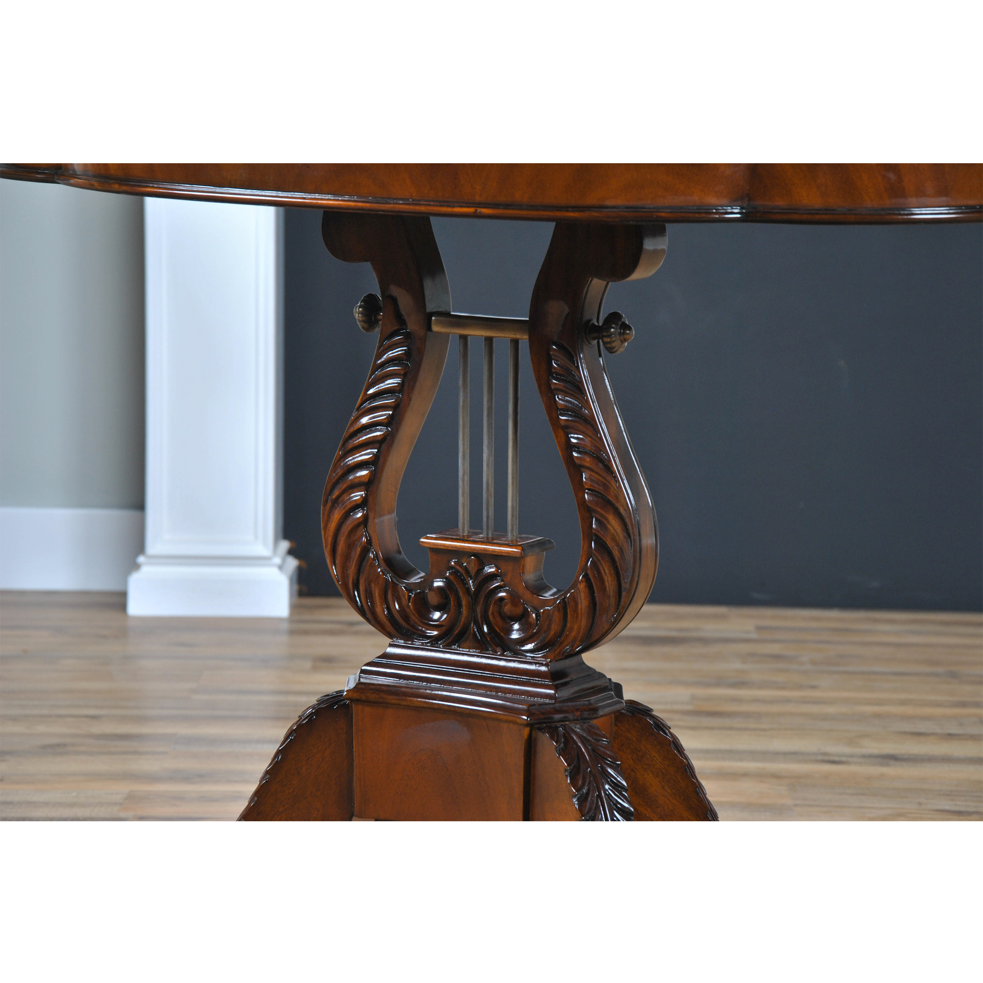 Home / Furniture / Occasional / Harp Game Table :: NOC003