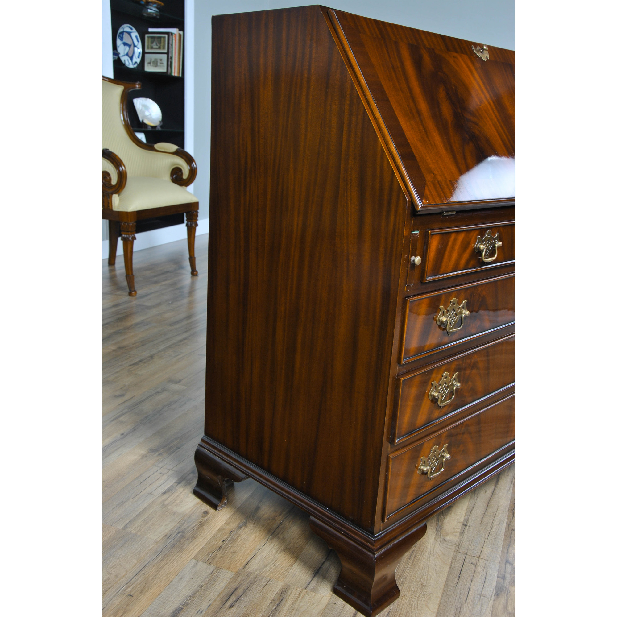 master case bookcases with shot furniture open france for id century architectural bookshelf f at pieces mid iron legs oak storage cerused sale secretary