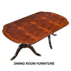 Mahogany Furniture