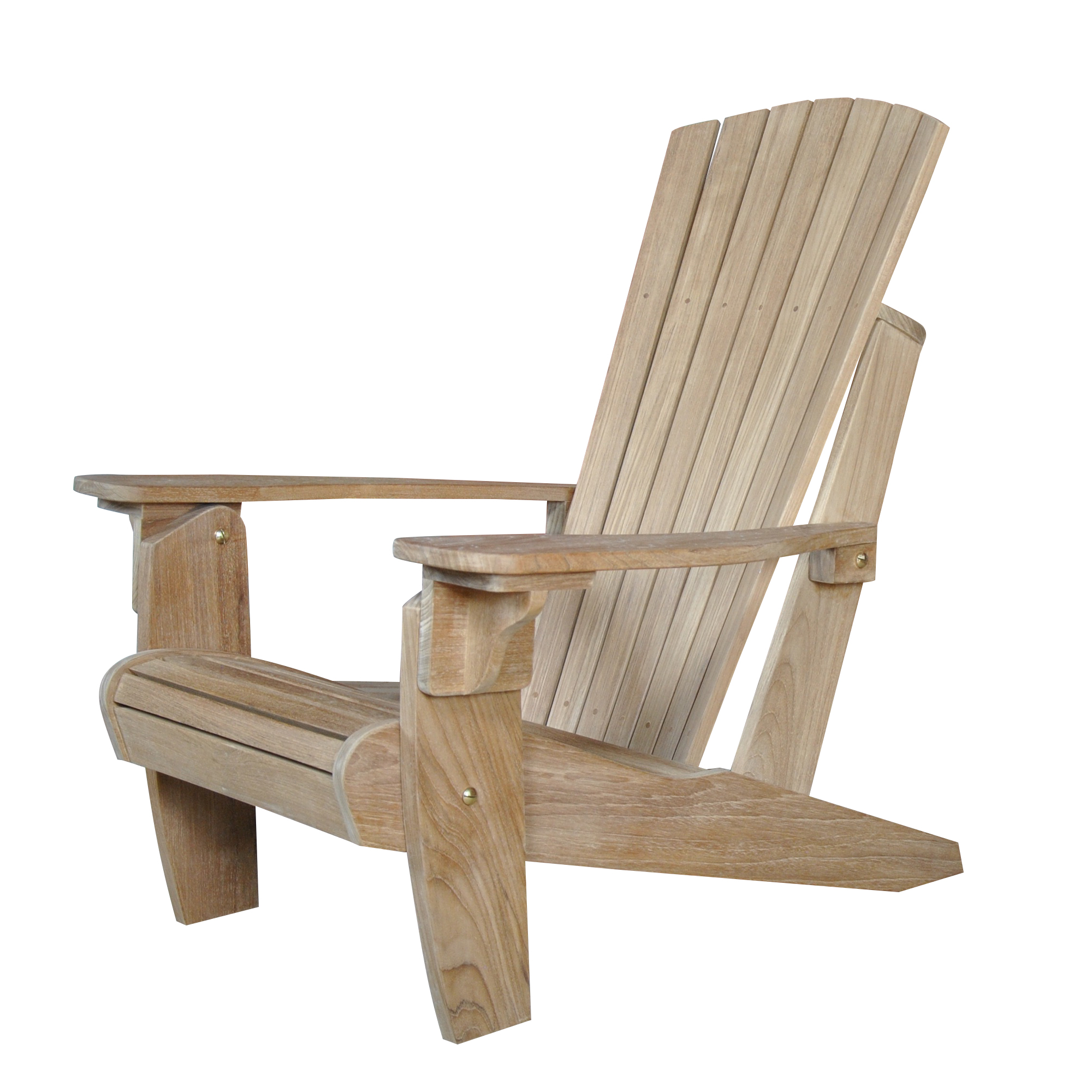 Niagara Teak Adirondack Arm Chair Free Shipping Teak Arm