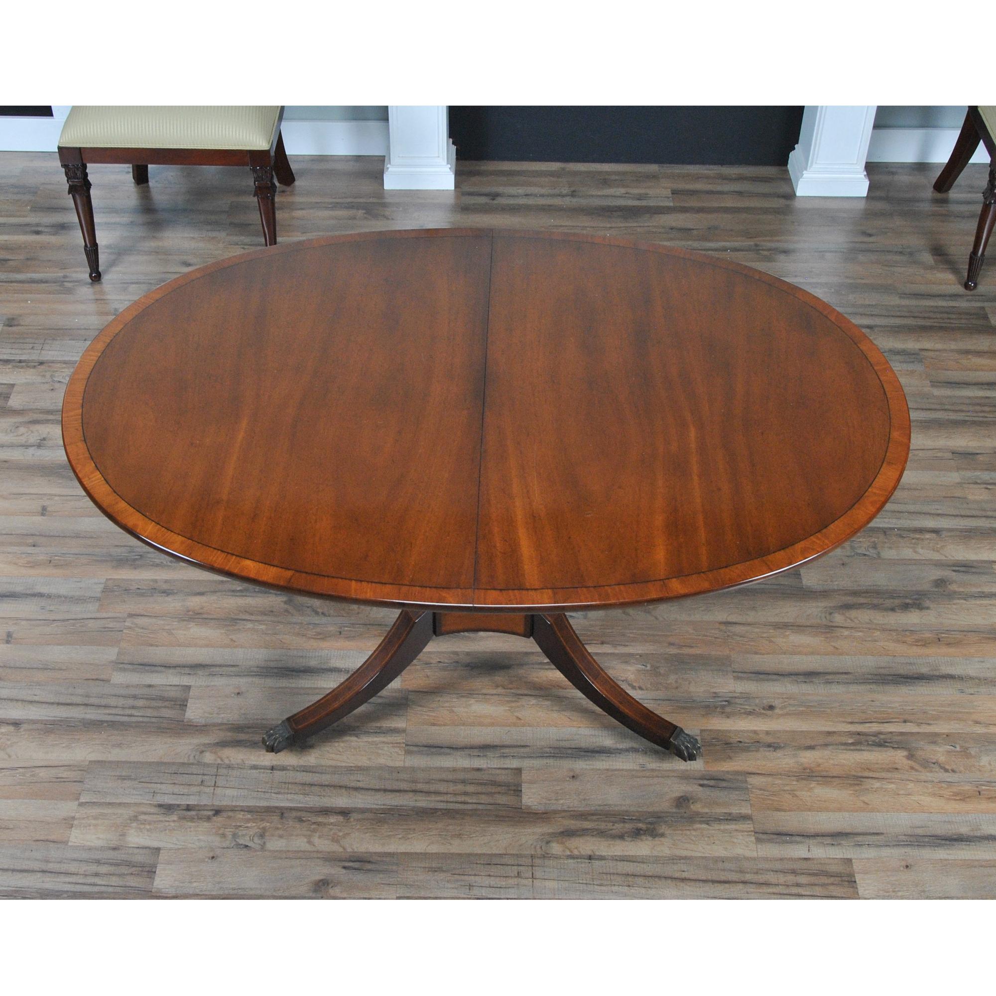 Beacon Hill Dining Table Niagara Furniture Mahogany Table