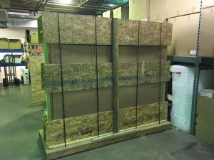 Bed Crated for Shipment