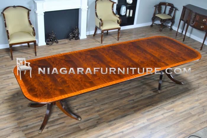 21 Foot Dining Table Niagara Furniture